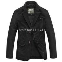 2014 New Brand denim blazer men ternos masculino 2014 mens coat classic clothing Free shipping,Drop ship,Plus size M~4XL 9769