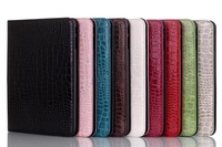 Luxury Crocodile Pattern Leather Case for Samsung Galaxy Tab 4 10.1 inch T530 T531 T535 Stand Smart Cover for Samsung tab4 t530