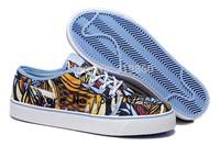 Wholesale New Arrival 2014 Low Men's Sports casual canvas shoes