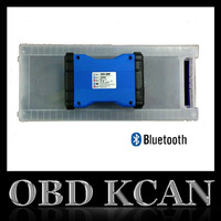 with Bluetooth ! New Tcs cdp blue color without plastic box ,best with multi-language for cars and trucks , 100% BEST QUALITY !