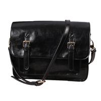 Lather-bag full genuine leather women's handbag business casual messenger bag one shoulder bag quality trend hot-selling women's