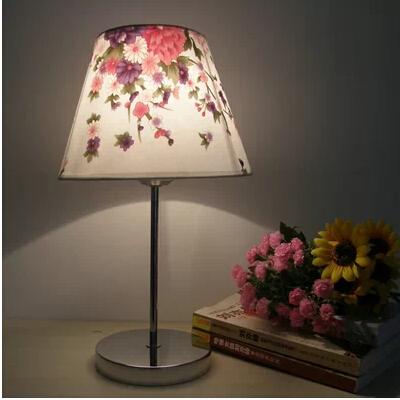 bedroom bedside reading lamps abajur creative fashion ikea table lamp