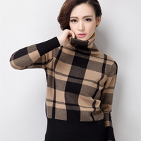 2014 women autumn winter lady sweater small twist pullover  o-neck vintage women winter bottoming shirt  thick wool sweater