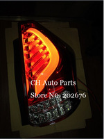 FREE SHIPPING , CHA LED AUTO TAIL LAMP REAR LIGHT ASSEMBLY, COMPATIBLE CARS: PRIUS V