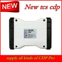 Best Seller TCS CDP+ Pro plus 2013.R3 version +Keygen in cd for cars,truck & generic 3 in1