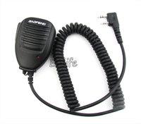 BaoFeng Handheld Speaker Mic Microphone for UV-5R UV-5RA UV-5RC UV-5RD UV-5RE UV-5RE+ BF-666S/777S/888S UV-B5 B6 Two Way Radio