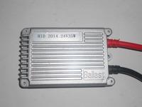 Free Shipping  The new ultra-thin 24V 35W HID xenon lamp stabilizer /24V truck headlights HID Xenon ballast