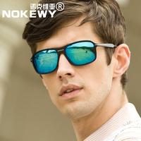 Polarized sunglasses male fashion colorful reflective sunglasses vintage fashion men driving mirror sun glasses