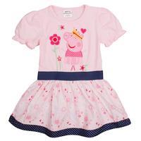 Retail children princess dress Nova kids clothing with plaid sashes fashion girls summer short sleeve party tutu dress H4842#