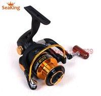 SeaKing German technology 12bb series 6000 metal fishing lure gear ratio spinning reel For Shimano 0.45-195 0.50-155 0.60-110