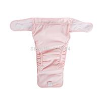 50pcs/lot Bamboo Fiber Diapers Baby Nappies Breathable Washable Cloth Diaper Newborn Nappy S/M/L 3 Colors (CD-12)