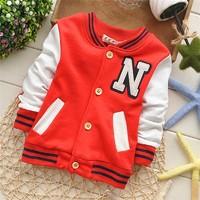 Free shipping 2014 Autumn New Letter N children cardigan jacket,baby boys jacket,kid outwear#KZ594