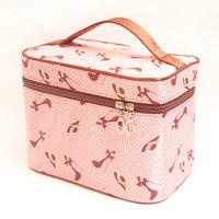 New Arrival Portable Foldable Cosmetic Bag,Toiletry Kits Organizer Bag Handbag, Waterproof Travel Storage Bag Package