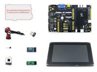 Cubieboard or Cubieboard 2 Accessories Pack C = DVK522 Board + LCD + Modules