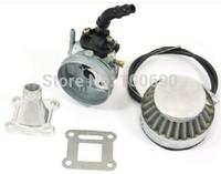 MINI BIKE SHA1515/F37 CARBURETOR INTAKE CABLE AIR FILTER