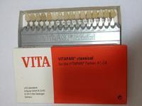 Dental Materials Vita Shade Guide 16 Colors Good Quality Close To Vita Shade Tab
