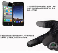 100pairs dhl Outdoor Sports Skiing Touch Screen Glove,Cycling Gloves Keep Warm Mountaineering Military Motorcycle Racing Gloves