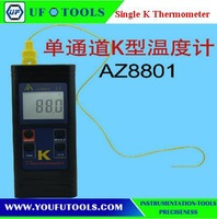 AZ- 8801 Handheld K thermometer /Digital Thermometer (Single or Dual Inputs for Optional)