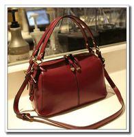 fashion European and American handbag the bill of women shoulder slope across leather bags handbag AK219