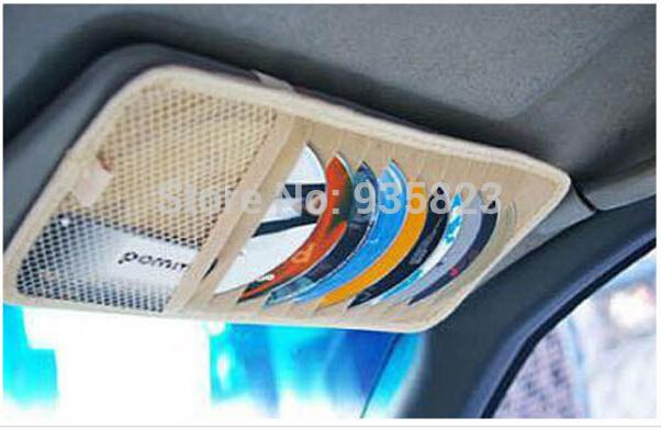 100pcs Retail Auto receive bag Car Boot Organiser storage Bag Auto Storage Box Multi-use Tools organizer car organizer(China (Mainland))