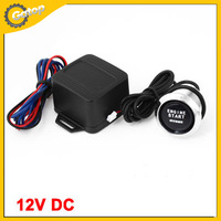 Switch Push Button Switch Blue LED Push Start Ignition Engine Button Switch Starter Push Switches Button Push for Car Auto