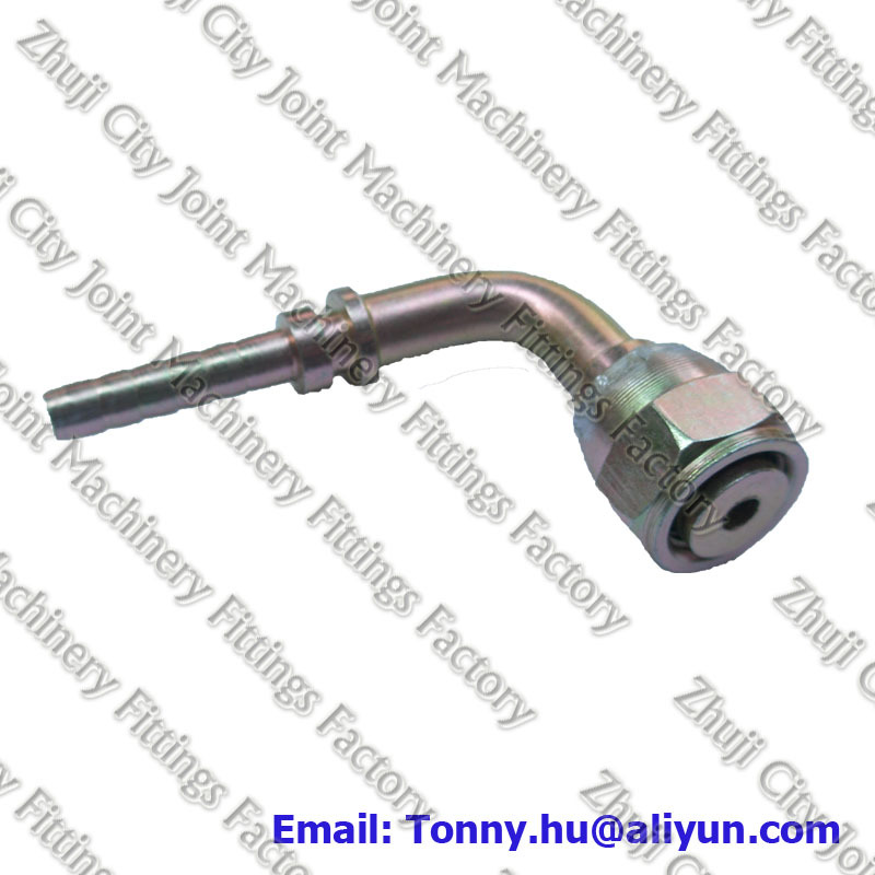 24291-08-08 Series 1/2 Carbon Steel ORFS Female Flat-Face Seat Hydraulic Hose Fittings(China (Mainland))