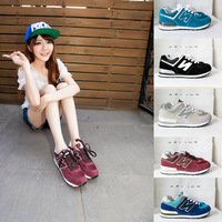 2 014 Summer all-match n shoes sport shoes single shoes forrest n letter casual shoes sneakers