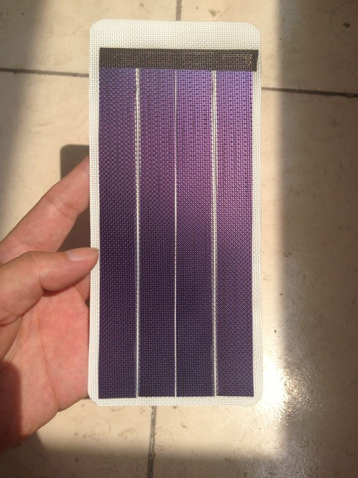 solar panel 1w 6V Flexible solar cells / flexible thin-film solar panels diy solar modules can bendable rechargeable battery(China (Mainland))