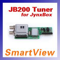 Original JB200 8PSK Tuner for JynxBox Ultra HD V2 V3 V4+ V5+ V6 Satellite Receiver for America market Free Shipping