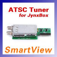 1pc Original JB-ATSC Tuner for JynxBox Ultra HD V2 V3 V4+ V5+ V6 Satellite Receiver ATSC Tuner for America market Free Shipping