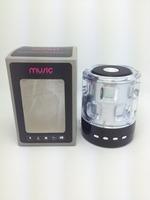 200pcs Free Shipping Loudspeaker Multifunction Portable FM Radio Speaker MP3