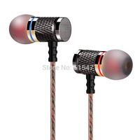 "KZ - ED2 professional in-ear headphones ""Metal heavy bass sound quality Music headphones"