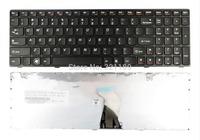For NEW IBM Lenovo IdeaPad Z580 Z580A Z585 Z585A Keyboard US Black