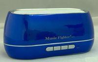 Hot Sale Mini Portable Wireless Bluetooth FM Speaker Super Bass Loudspeakers for the computer