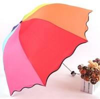 fashion rainbow umbrella