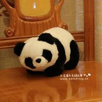 Free shipping 25cm cute panda plush toy doll doll gift for children