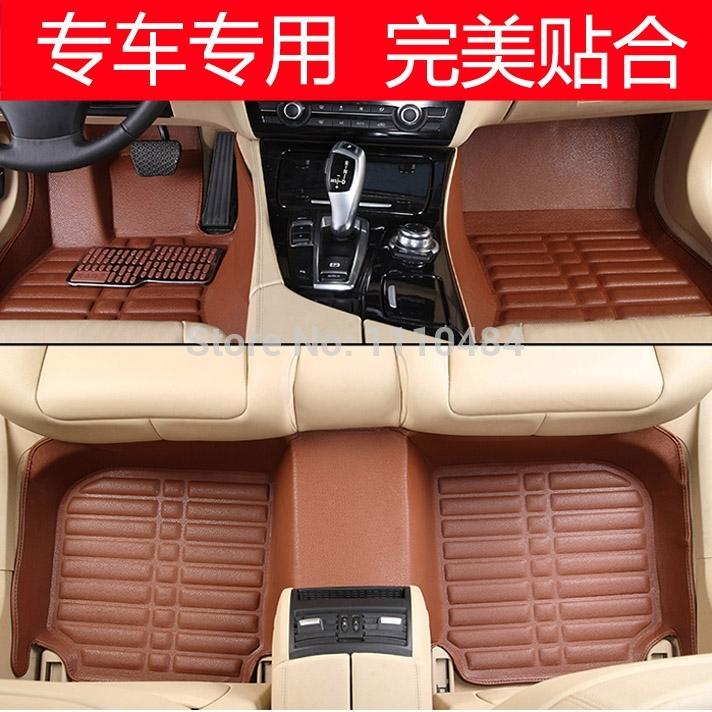Car edge arrangement trunk mat new bora lavida rav4 Tiguan Golf Sagitar Passat Bora Cruze suitcase organizer cargo storage auto