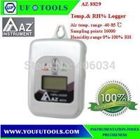 AZ 8829  Desktop Type Digital  Temp./RH% Logger