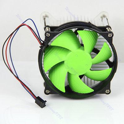 Free Shipping PC CPU Cooling Fan Cooler Heatsink For Socket 95W LGA 1155 1156 i5 i3(China (Mainland))
