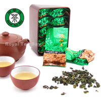 Fragrant Tie Guan Yin Oolong Tea T140 Iron Goddness Oolong (10pcs*10g/bag)