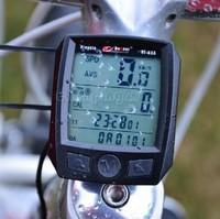 Multifunction Waterproof Digital Bicycle Computer Odometer Bike Speedometer Clock Stopwatch Bike Computer