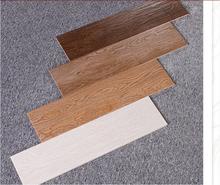 150x600mm 5D Oak wood grain tile with glazed finish 3D surface Antique glazed wooden porcelain tiles for bedroom flooring decor(China (Mainland))