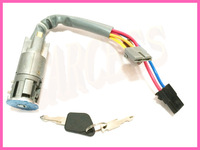 FREE SHIPPING ! PEUGEOT 106 405 1994 012705 IGNITION STARTER SWITCH IGNITION LOCK BARREL WITH 2 KEYS OEM QUALITY