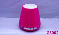 Portable Stereo Bass Digital mini portable music FM radio Mirco SD card reader  FM speaker