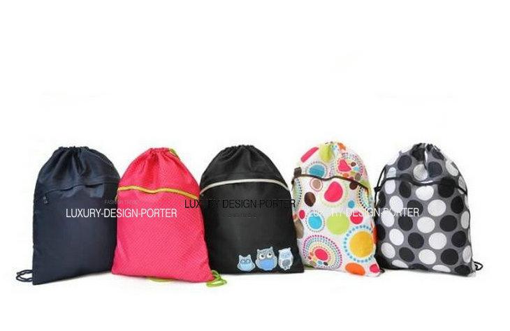 di marca di alta qualità sac cinch coulisse zaino sport coulisse scarpa borsa borsa da viaggio di stoccaggio