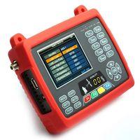 "Satlink WS-6950 DVB-S FTA C&KU Band Satellite Finder Meter 3.5"" LCD"