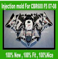 TopFor HONDA CBR600F5 07-08 F5 2007 2008 F5 CBR600RR 07 08 E990i CBR 600 600RR Injection CBR600 RR Playboy Fairing