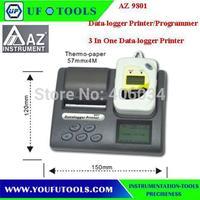 AZ 9801 3 in1 Datalogger Printer