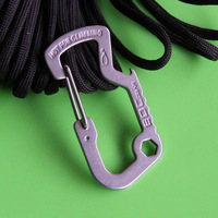 Multifunctional Carabiner Accessory, EDC Tool, free Shipping
