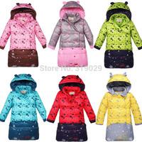 2014 Winter Toddler Down Sleep bag Children Down coat Baby Down jackets High quality Outerwear Thickening Warm wear